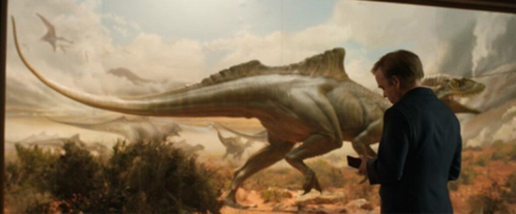『ジュラシック・パーク+ワールド』に登場する肉食恐竜_コンカヴェナトル:Concavenator
