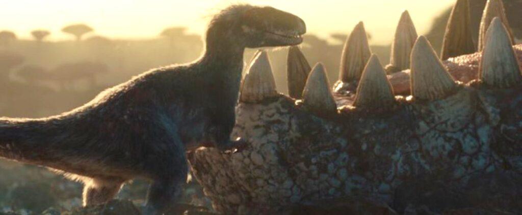 『ジュラシック・パーク+ワールド』に登場する肉食恐竜_モロス:Moros