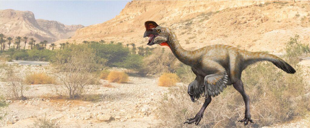 『ジュラシック・パーク+ワールド』に登場する肉食恐竜_オヴィラプトル:Oviraptor