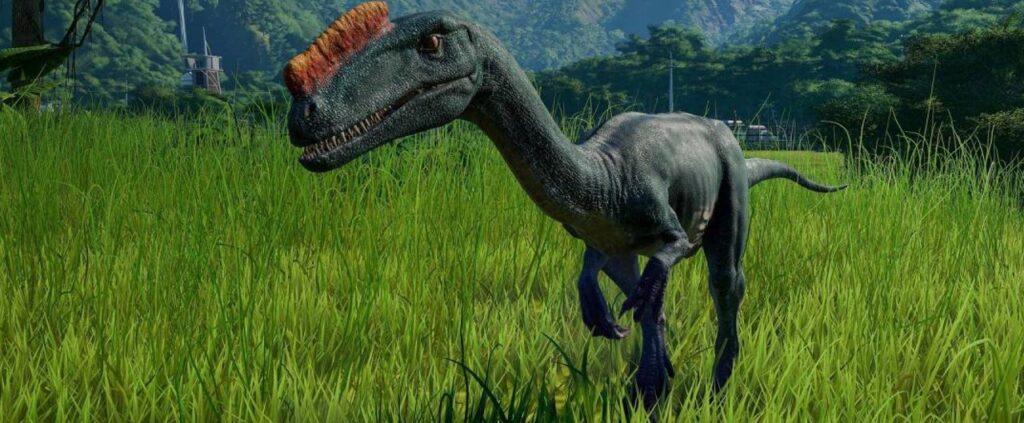 『ジュラシック・パーク+ワールド』に登場する肉食恐竜_プロケラトサウルス:Proceratosaurus