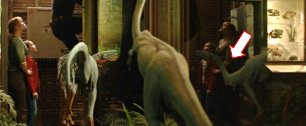 『ジュラシック・パーク+ワールド』に登場する肉食恐竜_モノニクス:Mononykus