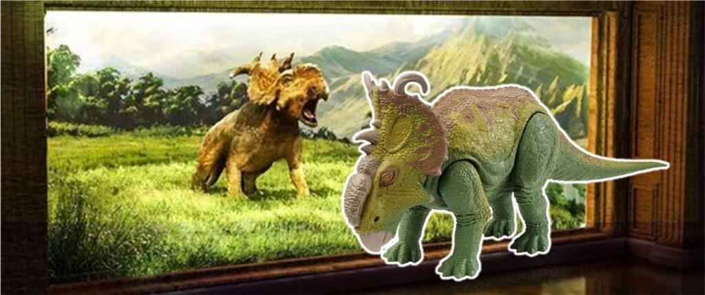 『ジュラシック・ワールド炎の王国』のトリビア_君の名は?急遽変更になった恐竜。