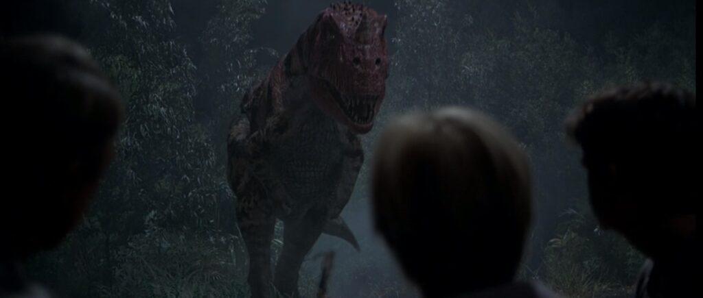 ジュラシック・パークⅢ』のトリビア_なんちゃってケラトサウルス