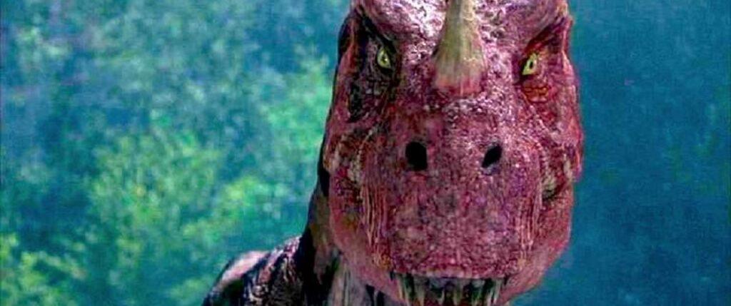 『ジュラシック・パーク+ワールド』に登場する肉食恐竜_ケラトサウルス:Ceratosaurus