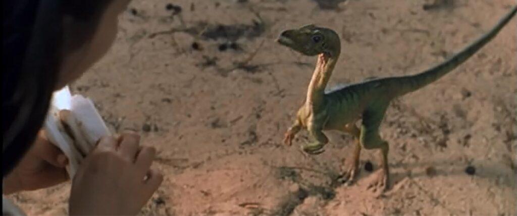 『ジュラシック・パーク+ワールド』に登場する肉食恐竜_コンプソグナトゥス:Compsognathus