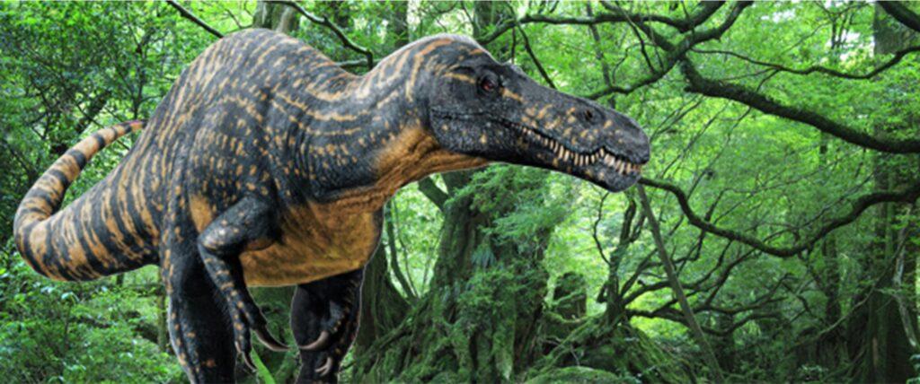 『ジュラシック・パーク+ワールド』に登場する肉食恐竜_スコミムス:Suchomimus