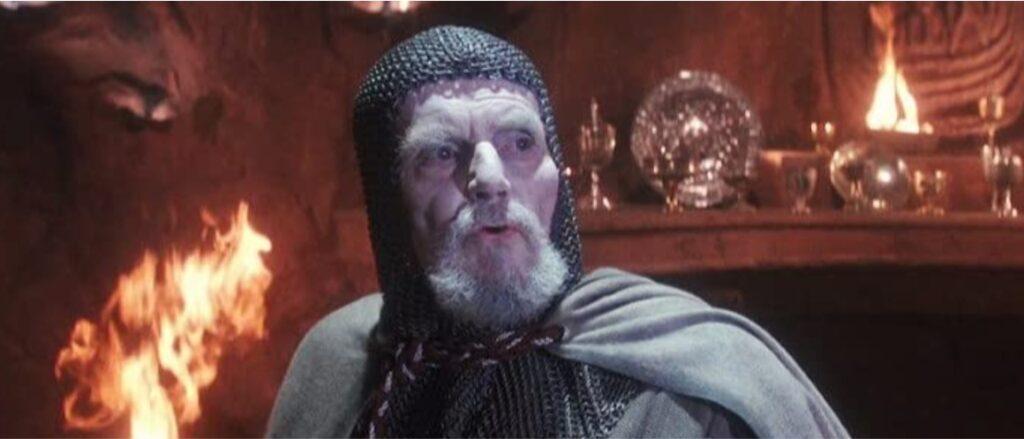 インディ・ジョーンズ最後の聖戦登場人物キャラクター_相関図_老騎士(ロバート・エディソン)